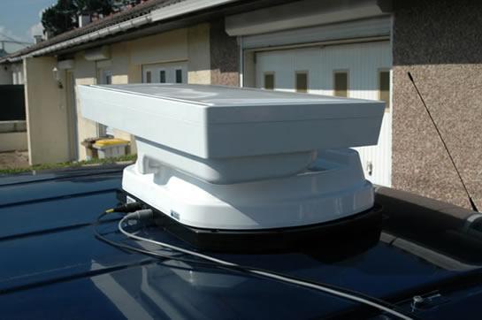 antenne automatique selfsat snipe 2. Black Bedroom Furniture Sets. Home Design Ideas