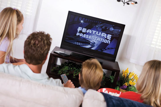 la t l vision par satellite. Black Bedroom Furniture Sets. Home Design Ideas