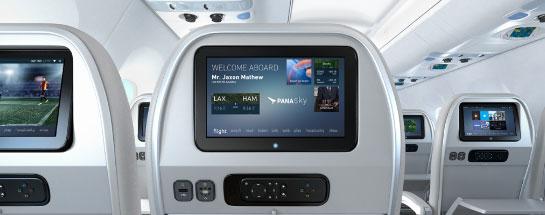 plus de 1 000 avions connect s au r seau panasonic avionics. Black Bedroom Furniture Sets. Home Design Ideas
