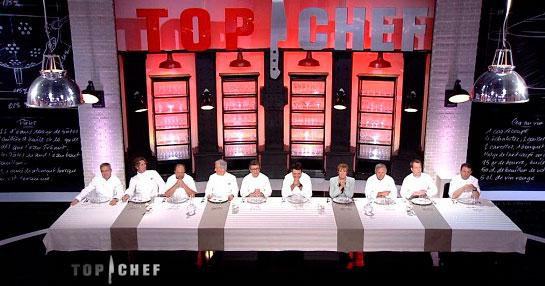 TOP CHEF (c) M6