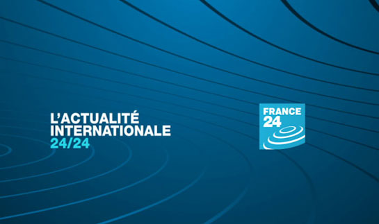 France 24 hd en anglais et en arabe rejoignent le bouquet - Tv satellite gratuit ...
