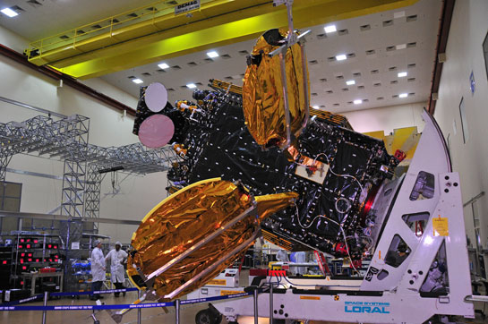 Satellite AMAZONAS 3