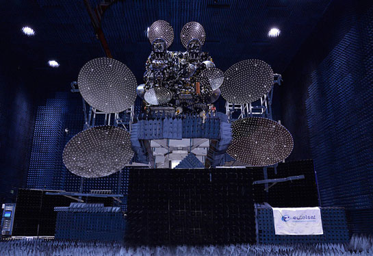 Satellite Eutelsat 25B