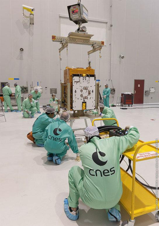 VNREDSat-1 / Astrium / CNES
