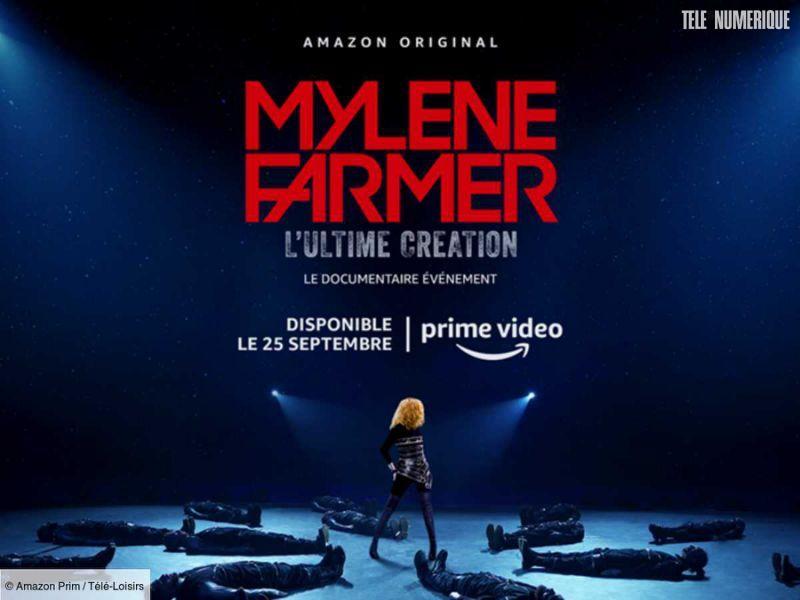 Amazon diffusera un documentaire sur Mylène Farmer