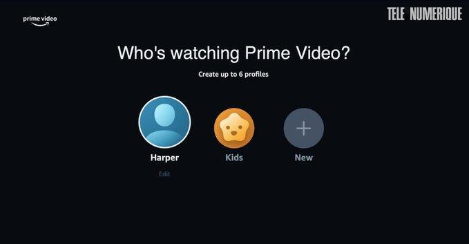 Amazon Prime Video permet enfin de créer des profils (comme Netflix, Disney+…)