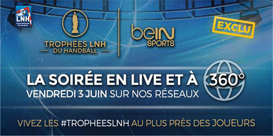 Handball NHL trophies in beIN SPORTS Beinsports-tropheeslnh-360