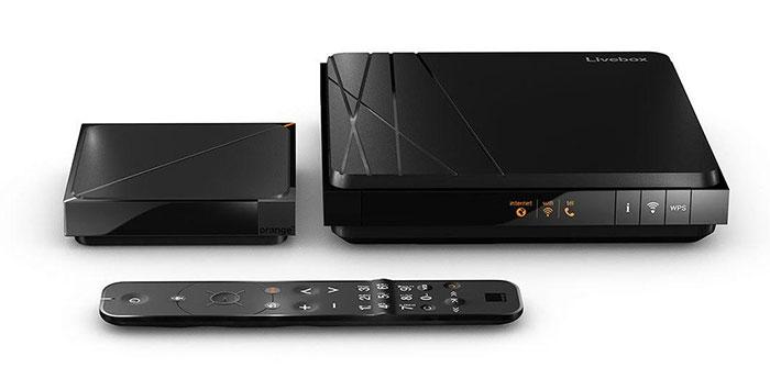 orange lance son d codeur tv uhd et son r p teur wi fi. Black Bedroom Furniture Sets. Home Design Ideas