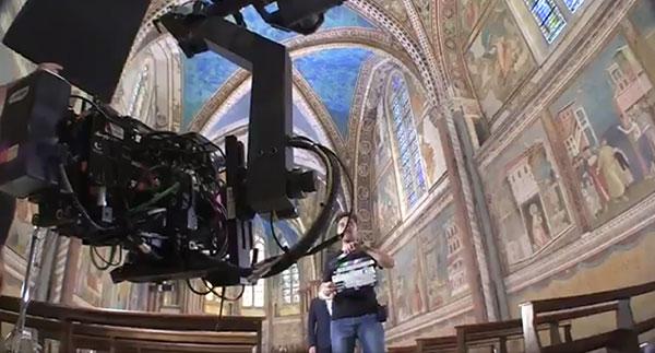 Les merveilles d 39 italie en 4k par satellite sur hot bird - Tv satellite gratuit ...