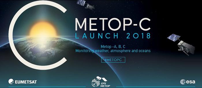 Metop-C prêt au lancement