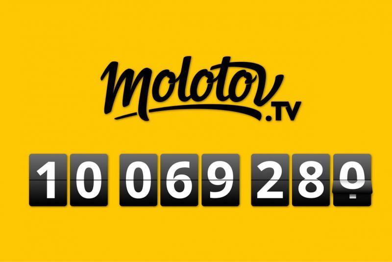 Molotov annonce avoir plus de 10 millions d'utilisateurs