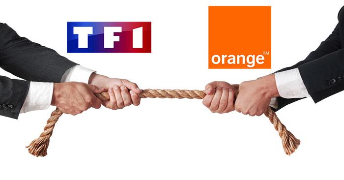 Orange stoppe ses publicités sur TF1 — Conflit avec FAI