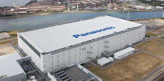 Panasonic will produce more slabs viewers Panasonic-usine-himeji-japon