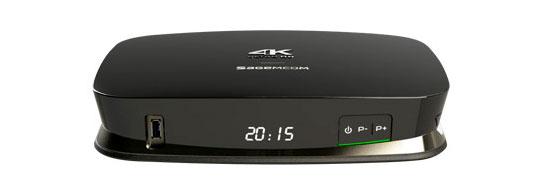 Sagemcom dévoile une nouvelle gamme de décodeurs UHD 4K HDR
