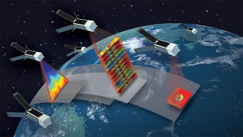 La Nasa Va Lancer 6 Petits Satellites D Observation De La
