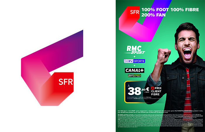 sfr lance son pack sport discount rmc sport bein sports et canal. Black Bedroom Furniture Sets. Home Design Ideas