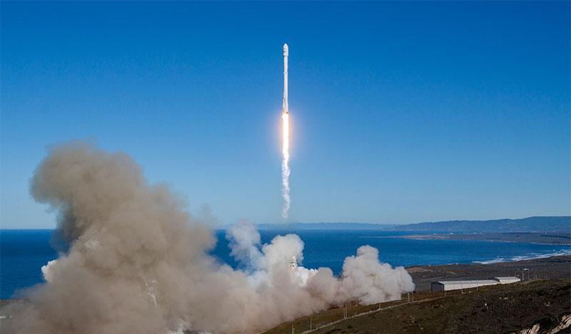 États-Unis. Lancement réussi de la fusée de SpaceX