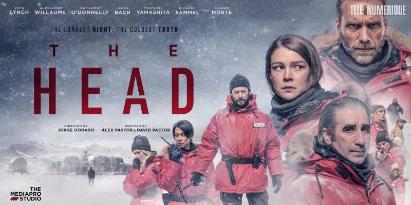 La série « The Head » de Mediapro, Hulu et HBO, sera présentée en première  sur Canal+