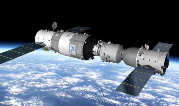 Et si la Station Spatiale Chinoise s'écrasait sur Terre ?