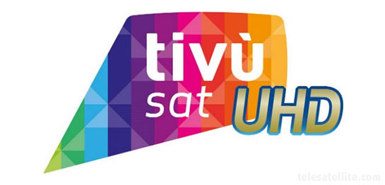 Tivùsat presents its UHD logo Tivusat-uhd-logo