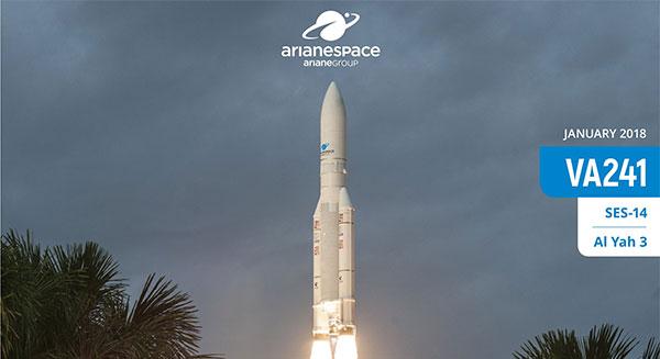 Les deux satellites de télécommunications d'Ariane 5 en orbite... au mauvais endroit