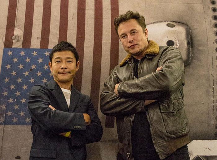 SpaceX: le milliardaire Yusaku Maezawa, 1er touriste lunaire